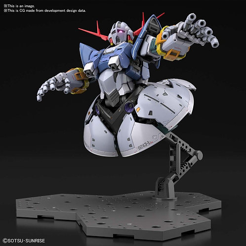 "Zeong ""Mobile Suit Gundam"", Bandai Spirits RG 1/144"
