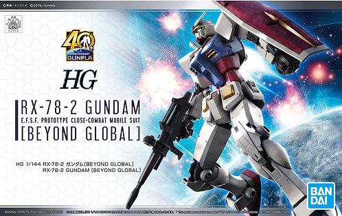 HG RX-78-2 Gundam [Beyond Global]