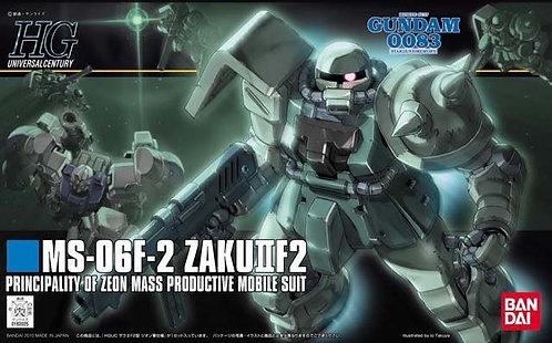 HGUC MS-06F-2 Zaku IIF2