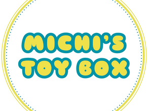 Michi's Toy Box is Getting a NEW LOOK!