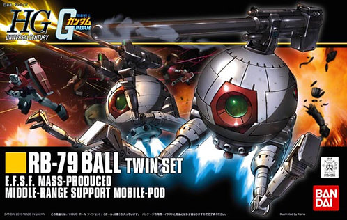 HGUC RB-79 Ball Twin Set