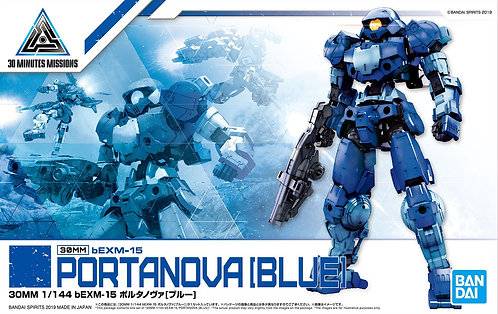 30 Minute Mission bEXM-15 Portanova [Blue]