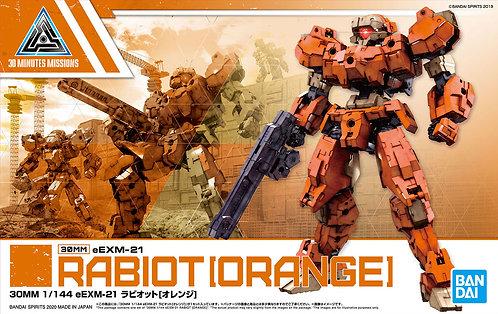 30 Minute Mission Rabiot [Orange]