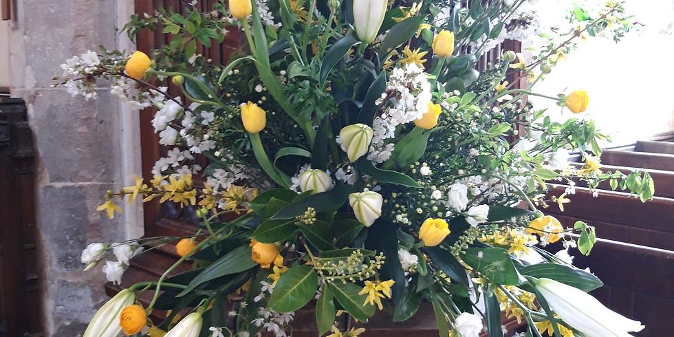 Ixworth Flower Festival