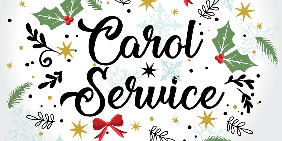 Euston Carol Service