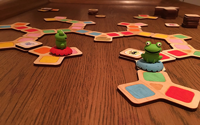 Board Game Project   W3