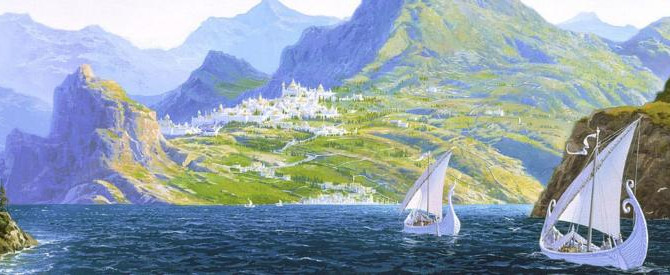 Tolkien and Worldbuilding, Essay by Catherine Butler | Notes