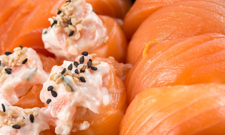 Ganhe desconto em 10 rodízios de sushi em SP.