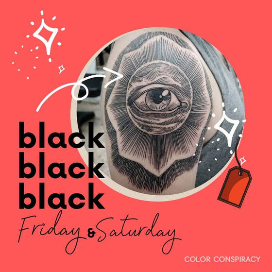 Black Friday & Saturday Sale