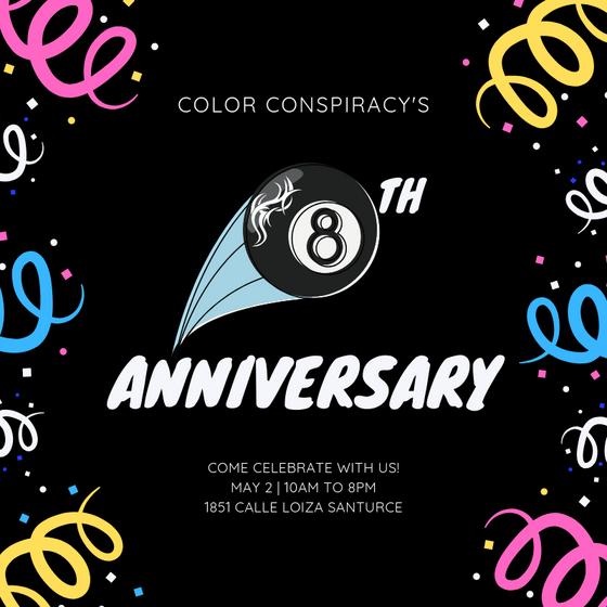 CCTG's 🎱th Anniversary!