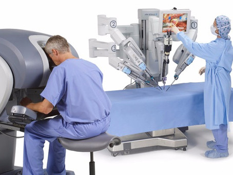 Advantages of Robotic Surgery for treatment of Prostate and Kidney Cancer