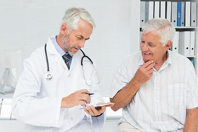 urologist, prostate biopsy, prostate cancer, prostatectomy