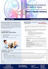 Mens Healt, prostate surgeon, urologist gold coast
