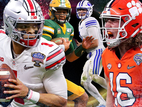 Grading Each First Round Pick of the 2021 NFL Draft