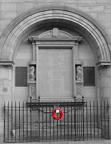 Llanidloes War Memorial Suzanne Ball Res