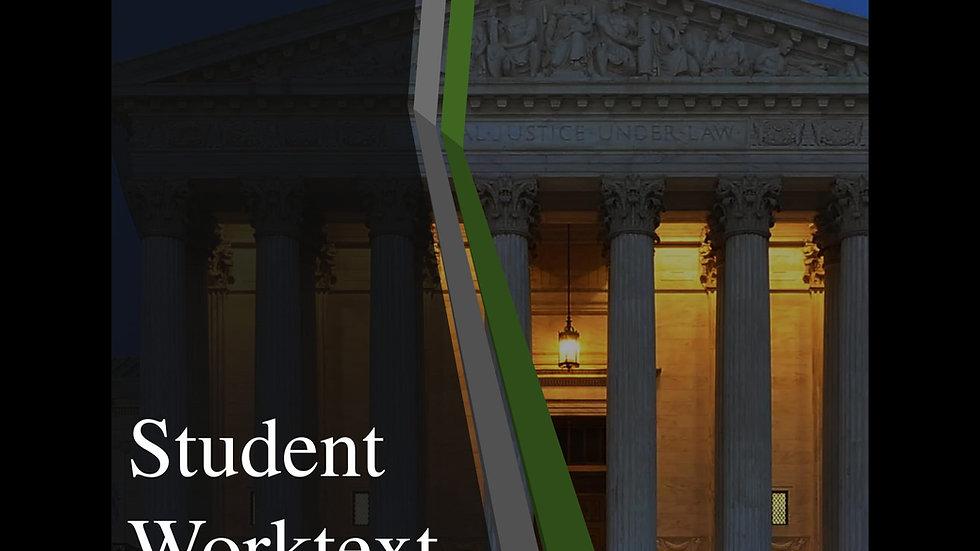 Student Worktext (Digital)