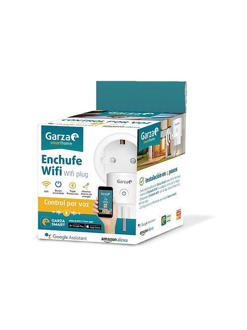 Enchufe Wifi controlador inteligente Garza