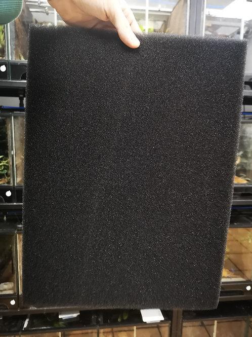 Espuma filtrante 40x35 para base terrario