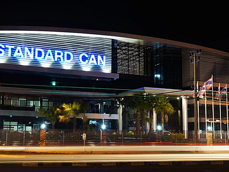 STANDARD CAN COMPANY THAILAND CHOOSES OFS OEE SOFTWARE