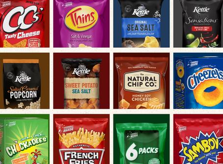 Snack Brands Aus Choose OFS