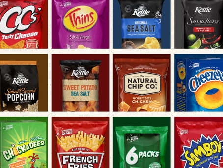 Snack Brands Aus Choose OFS