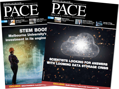 OFS named as finalists in the 2013 PACE ZENITH Awards