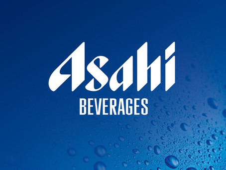 ASAHI BEVERAGES INVESTS IN TECHNOLOGY TO DRIVE EFFICIENCY GAINS