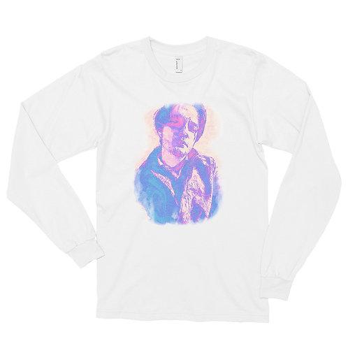 "Dane Roberts (#008) - ""Pink Dane"" Long sleeve t-shirt"