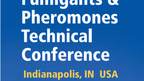 10th FUMIGANTS & FEROMONES TECHNICAL CONFERENCE