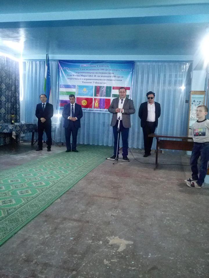 2019. Tashkent. IDCD Asia Ch. 010