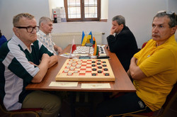 2018. Nidzica. 2nd European Draughts-64 Disabilities Champ. 60
