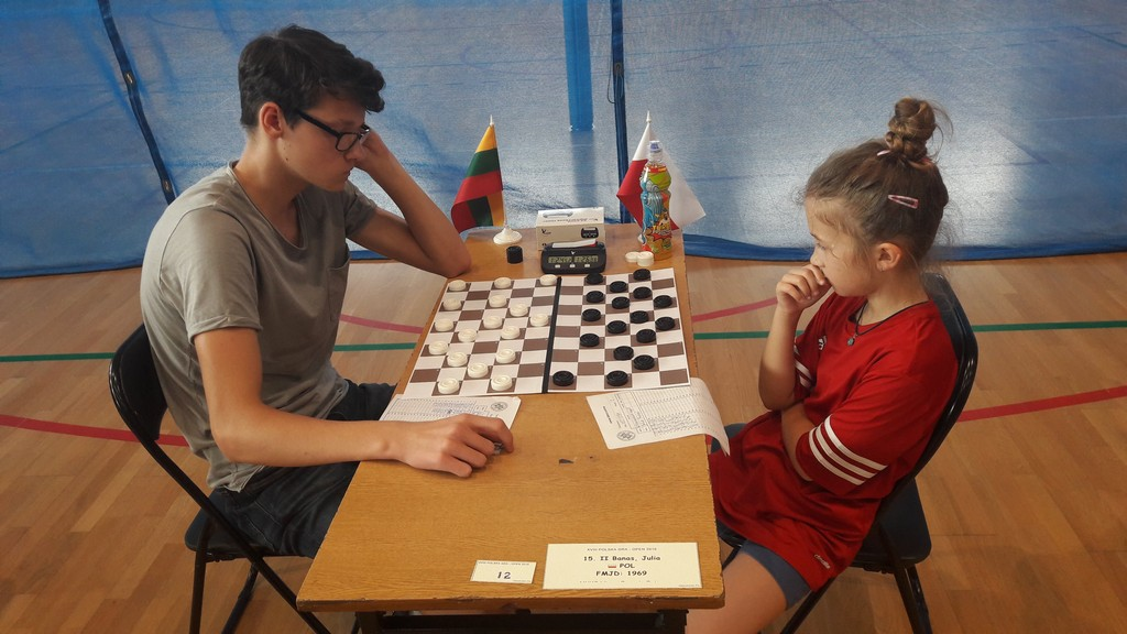 2018. Zuromin. Polska Gra Open 19
