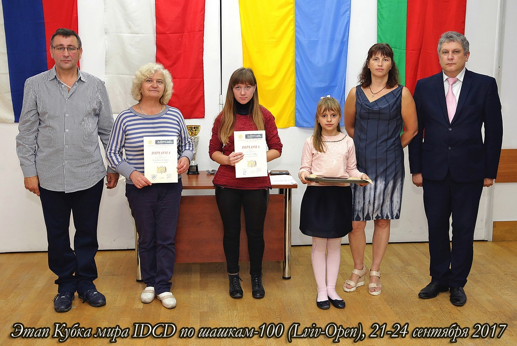 2017. IDCD Draughts-100 Disabilities World Cup Open Impired 00051