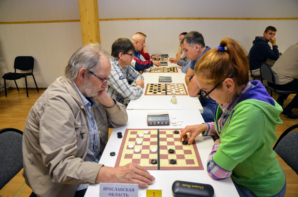 2018. Zelenograd. Russia Deaf Draughts Champ. 68