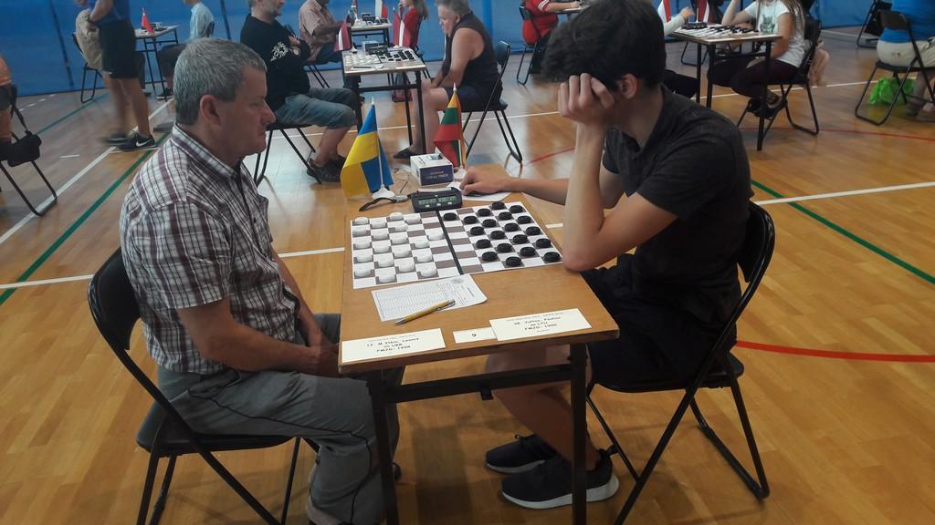 2018. Zuromin. Polska Gra Open 55