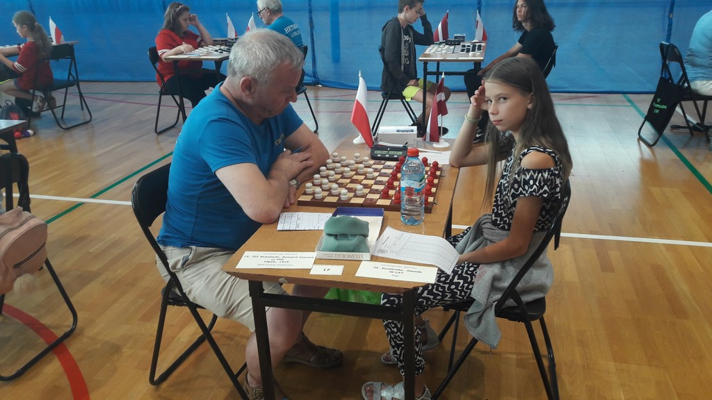2018. Zuromin. Polska Gra Open 58