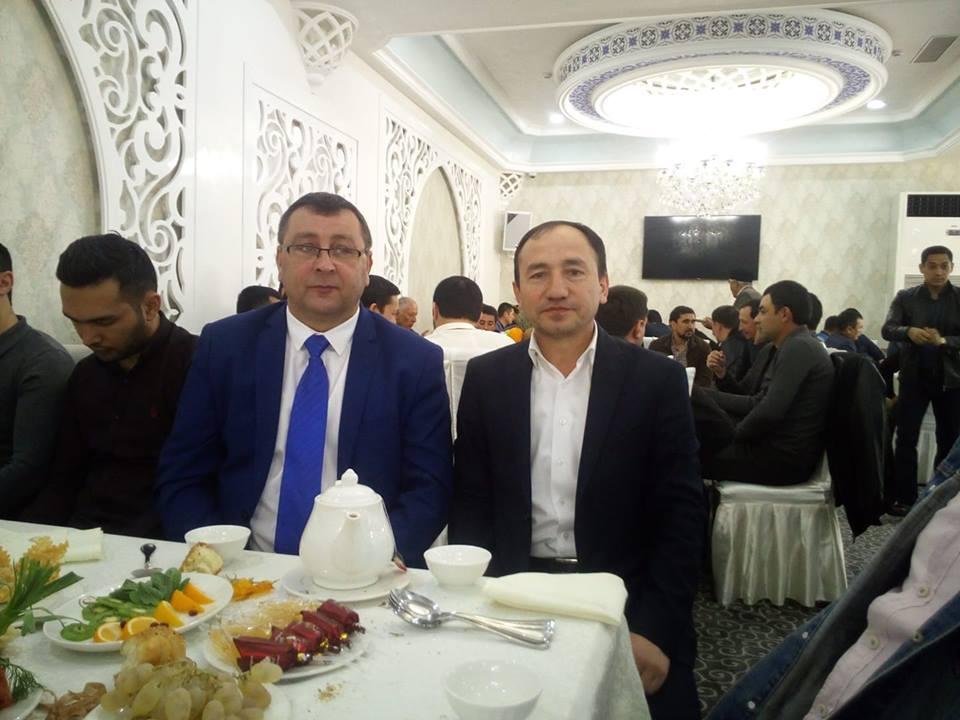 2019. Tashkent. IDCD Asia Ch. 028