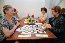 2018. Nidzica. 2nd European Draughts-64 Disabilities Champ. 64