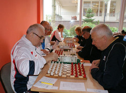 2017. Poddabie. Poland Team Draughts-100 Ch. Blind & Partially Sighted 5