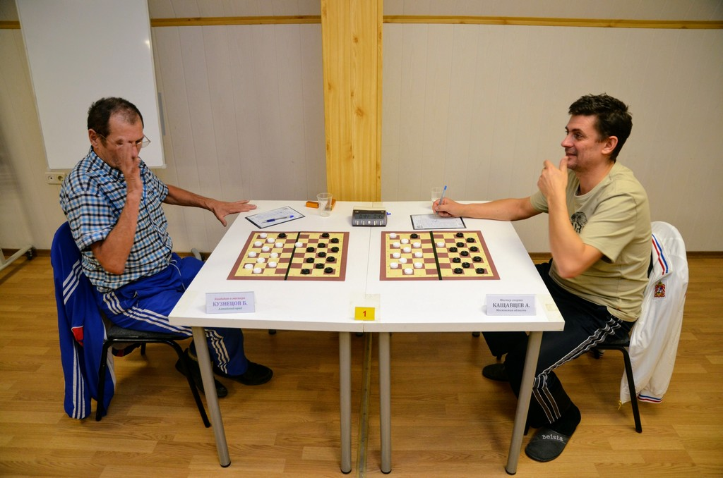 2018. Zelenograd. Russia Deaf Draughts Champ. 33
