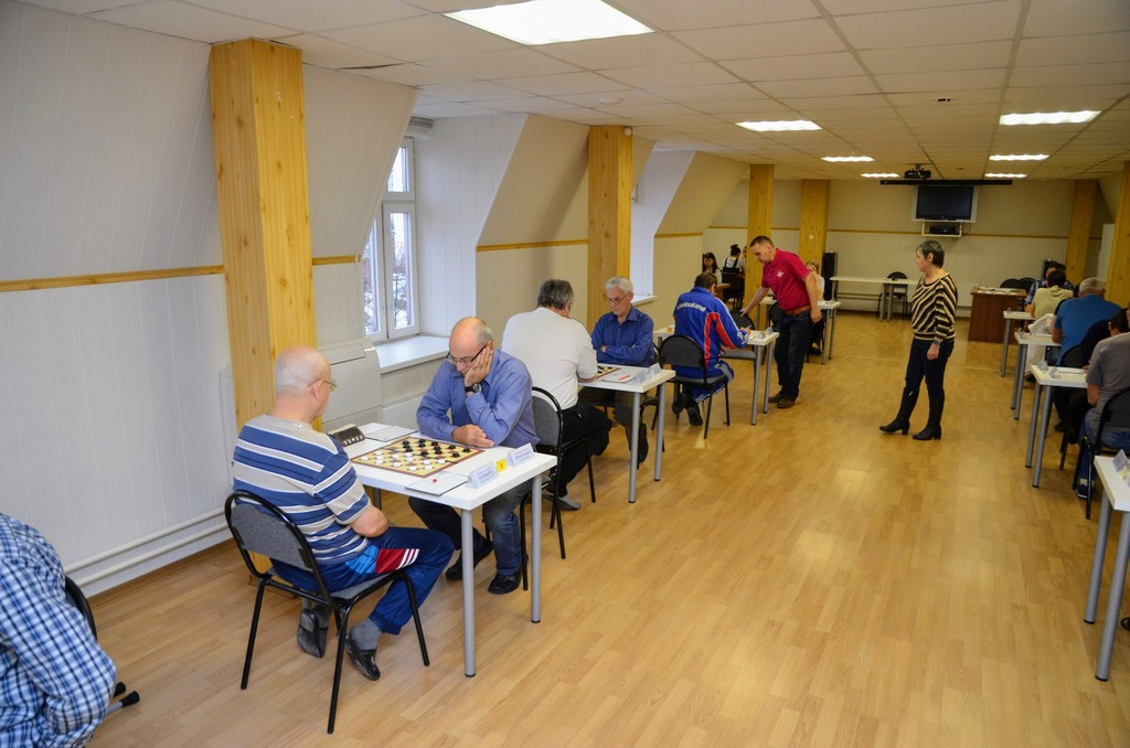2018. Zelenograd. Russia Deaf Draughts Champ. 37