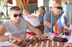 2017. Kranevo. IDCD Draughts-100 Disabilities Ch. 016
