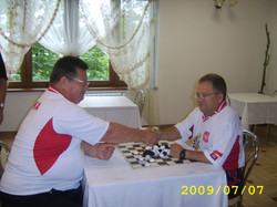 2009. Milakowo-Morag. World Draughts-64 Blind and Partially Sighted 020