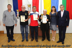2017. IDCD Draughts-100 Disabilities World Cup Open Impired 00053