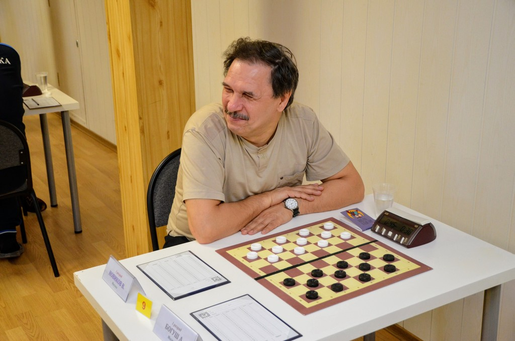2018. Zelenograd. Russia Deaf Draughts Champ. 39