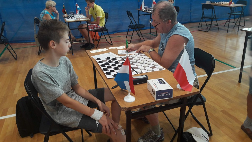2018. Zuromin. Polska Gra Open 59