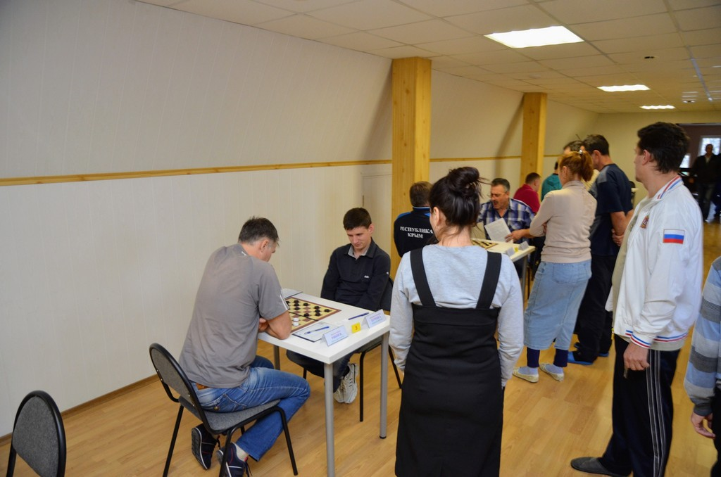 2018. Zelenograd. Russia Deaf Draughts Champ. 30