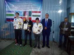 2019. Tashkent. IDCD Asia Ch. 049