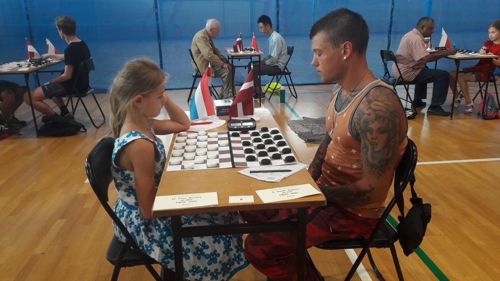 2018. Zuromin. Polska Gra Open 49