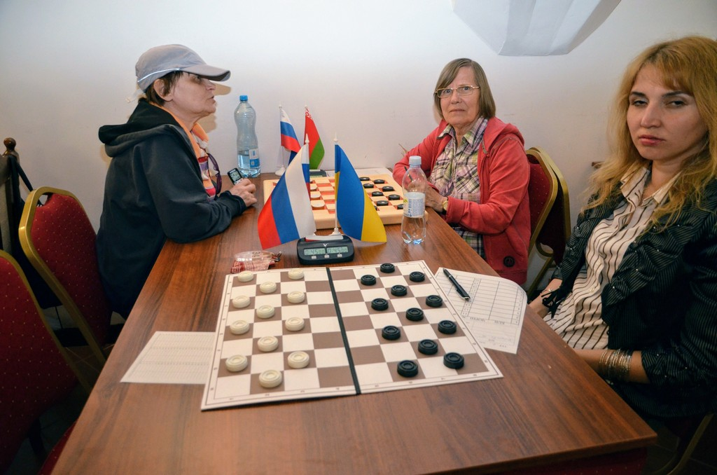 2018. Nidzica. 2nd European Draughts-64 Disabilities Champ. 55